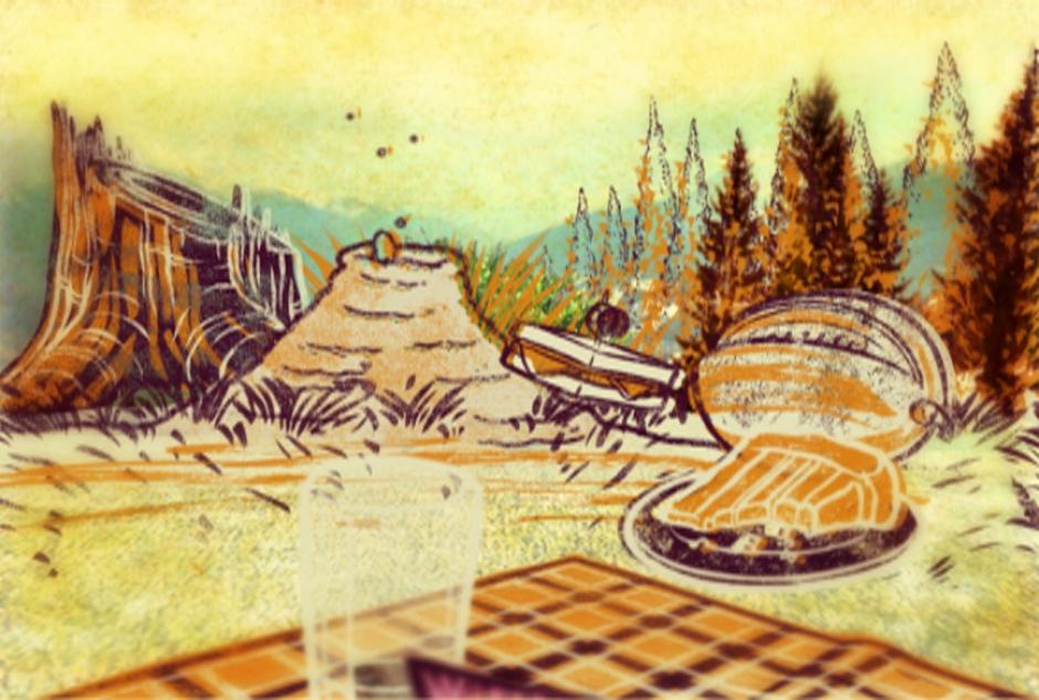 camp cartoon5